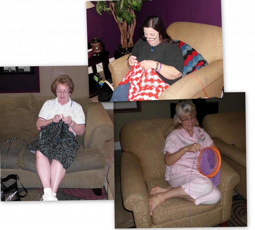 Knitting Or Crocheting Classes : Classes i teach